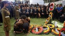 Funérailles de Peres : Obama appelle à la paix entre Israéliens et Palestiniens