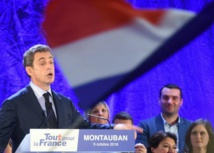 """Sarkozy promet deux référendums sur le regroupement familial et les fichés S """"les plus dangereux"""""""