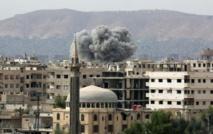Syrie: nouvelles négociations internationales à Lausanne, Alep bombardée