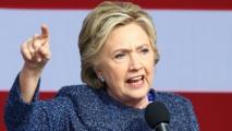 Clinton impute sa défaite au FBI
