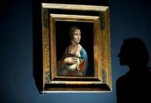 """L'Etat polonais voudrait acheter """"La Dame à l'Hermine"""" de Vinci"""