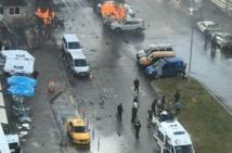 Turquie: deux morts et une dizaine de blessés dans l'explosion à Izmir