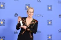 Trump accuse Meryl Streep de servir Hillary Clinton