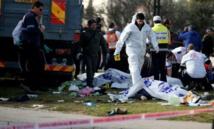 Israël enterre ses soldats tués dans l'attaque au camion