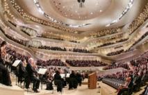 """La Philharmonie de Hambourg, nouveau """"joyau"""" culturel allemand"""