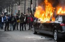 L'Amérique anti-Trump laisse éclater sa colère à Washington