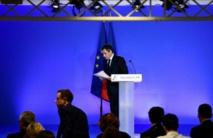 Sondage: Fillon devancé par Le Pen et Macron