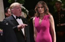 Taxée d'avoir été escort-girl, Melania Trump relance des poursuites