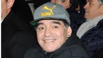 Maradona ambassadeur de la FIFA