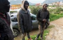 Maroc: 850 clandestins forcent la frontière espagnole en 4 jours