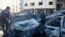 Double attentat suicide contre des pèlerins chiites à Damas