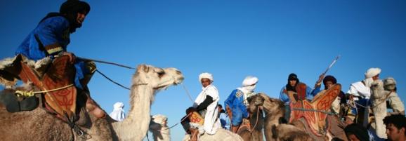 M'hamid El Ghizlane: Ouverture de la 14ème édition du festival international des nomades