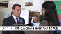 Fin des travaux du Forum Crans Montana