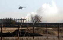 """Explosion dans un dépôt d'armes en Ukraine, """"sabotage"""" selon Kiev"""
