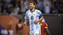 Messi suspendu pour 4 matchs pour avoir insulté un arbitre