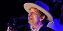 Bob Dylan à Stockholm pour recevoir son Nobel de littérature