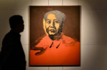Un portrait de Mao par Warhol vendu 12,7 millions de dollars