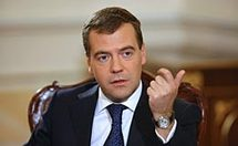 Dmitri Medvedev tel qu'il est