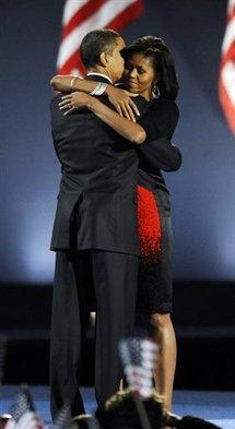 """Michelle Obama sera plus qu'une """"Première Maman"""" à la Maison Blanche"""