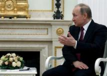 """Arme chimique: des """"provocations"""" visant à impliquer Assad selon Poutine"""