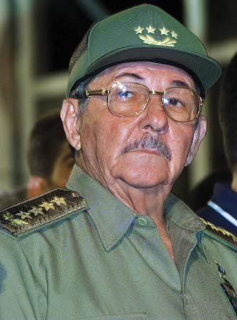 Raul Castro en Russie, une visite historique