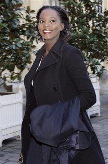 Rama Yade, personnalité politique préférée des Français devant Bernard Kouchner