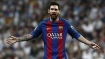 Foot / Espagne - Clasico: Lionel Messi arrache la victoire au Santiago Bernabeu