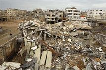 Le cadeau des Palestiniens à leurs donateurs