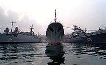 Flotte de la mer Noire : une pomme de discorde