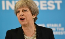 Royaume-Uni: Theresa May veut limiter l'immigration hors UE
