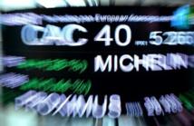La Bourse de Paris hésite au début d'une semaine riche en rendez-vous