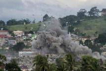 Philippines/islamistes: forces spéciales US à Marawi, 13 soldats philippins tués