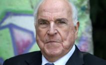 Décès de Kohl, le père de l'Allemagne unifiée et un Européen convaincu