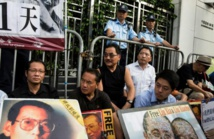 "Chine: le prix Nobel Liu Xiaobo ""dans un état critique"""
