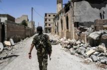 Syrie: les forces antijihadites avancent lentement à Raqa
