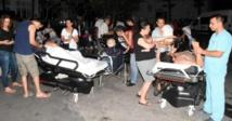 Séisme: 80 personnes hospitalisées en Turquie