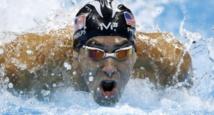 Le nageur américain Michael Phelps a perdu son duel contre un requin