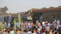 Egypte : Le bilan de l'accident ferroviaire d'Alexandrie s'alourdit à 49 morts