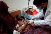 Le nombre de cas de choléra au Yémen a atteint la barre des 500.000 et près de 2.000 personnes en sont mortes, s'est alarmée lundi l'Organisation mondiale de la santé