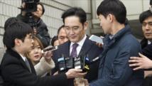 Corée du Sud : l'héritier de Samsung condamné à cinq ans de prison pour corruption