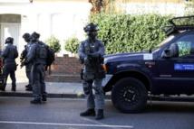 Attentat de Londres: La police arrête un jeune homme de 18 ans