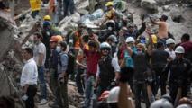 Séisme au Mexique : Le bilan provisoire s'élève à 248 morts