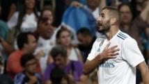 Karim Benzema prolonge avec le Real Madrid jusqu'en 2021