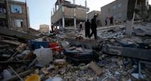 Iran-Irak: Au moins 340 morts dans un séisme de magnitude 7,3