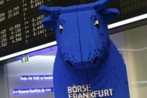 Les actions européennes amorcent un rebond, l'euro se replie