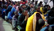 """Côte d'Ivoire : 155 migrants """"esclaves"""" en Libye rapatriés"""