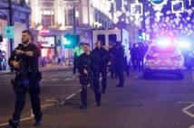 Fin de l'alerte à la sécurité dans le centre de Londres
