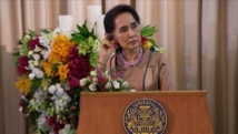 Aung San Suu Kyi remporte le prix de l'islamophobie à Londres