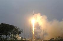 Lancement d'un plan renforçant l'action du spatial en Guyane
