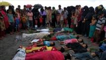"MSF: ""6700 Musulmans tués en un mois au Myanmar"""